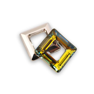 Swarovski Fancy Stones - Square 20 mm